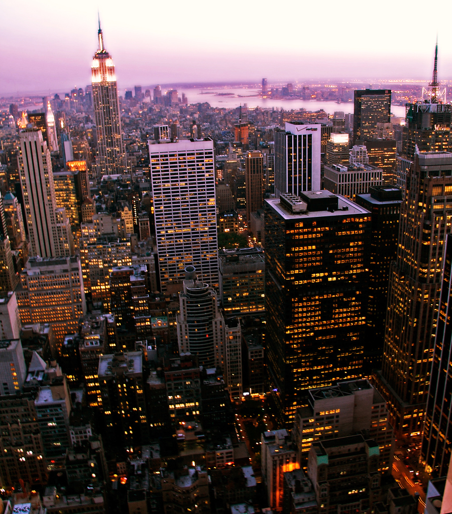 Manhattan New: World Beautiful Places And Hotels: Manhattan, New York