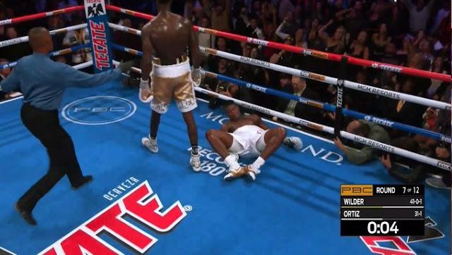 Deontay Wilder Stops Luis Ortiz In Rematch 2