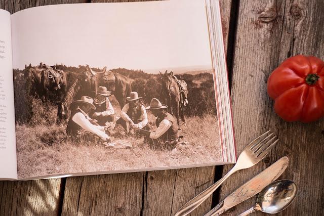 Fotos aus dem Cowboy Kochbuch erschienen im Heel Verlag