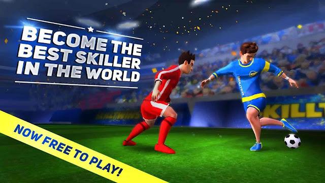 Skilltwins Soccer Game V1.5.2 MOD APK – TÜM KİLİTLER AÇIK