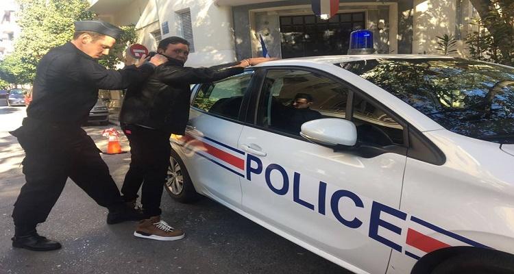 عاجل | بعد فضيحة سعد لمجرد....القبض على محمد فؤاد فى باريس