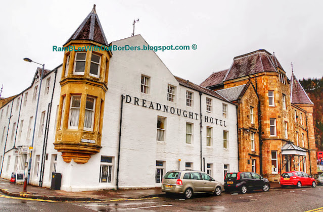 Dreadnought Hotel, Callander, Scotland, UK