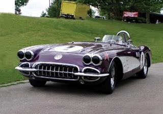 1959 Corvette Purple Eater MKIII