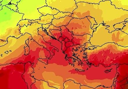 Κλέαρχος Μαρουσάκης : Έρχεται καύσωνας που ίσως θυμίζει το 1987