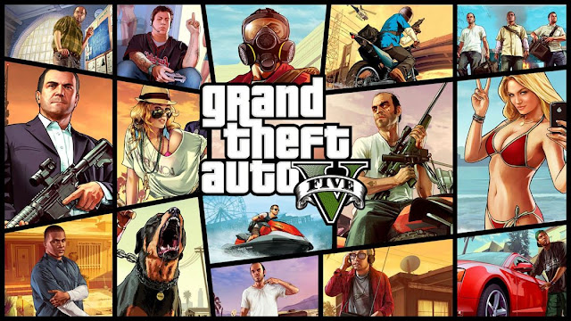 Download GTA V PS4 ISO Free Full