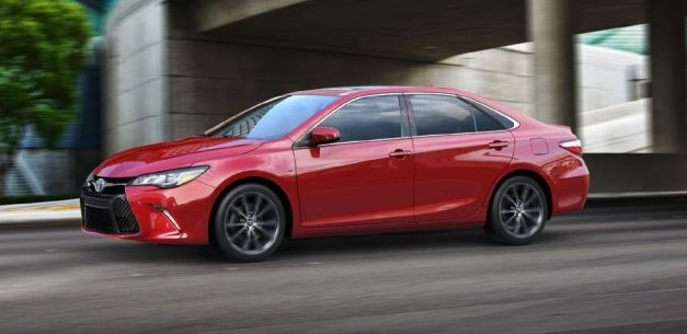 2017 Toyota Camry Redesign