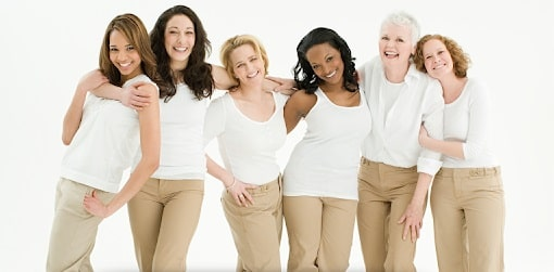 phases women's health care different ages
