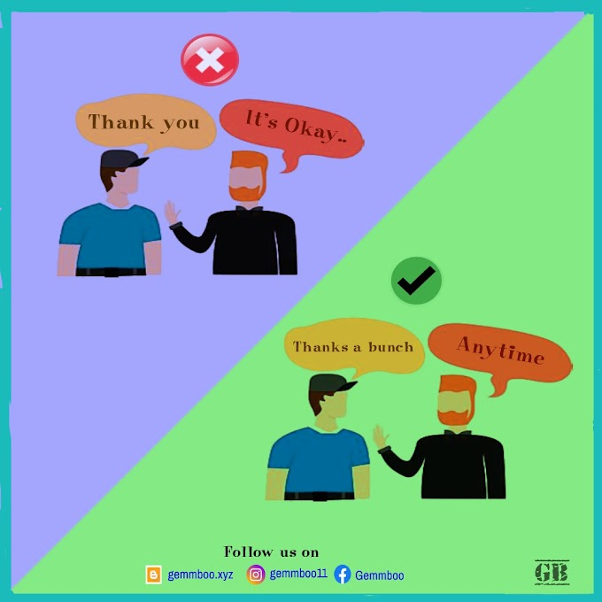 Different Ways to Say Thank You   How to Reply to Thank You    Some Creative ways to Say Thank You   How to Respond When Someone Say Thank You