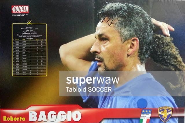 Roberto Baggio Italy 2004