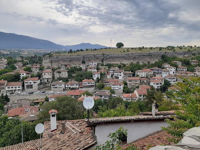 Hıdırlık Seyir Tepesi, Safranbolu Evleri