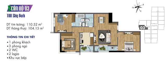 Mở bán dự án chung cư TNR GoldMark City 136 Hồ Tùng Mậu