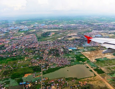 Cambodia flight destination is Phnom Penh