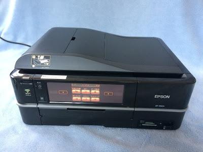 Epson Colorio EP-902Aドライバーダウンロード