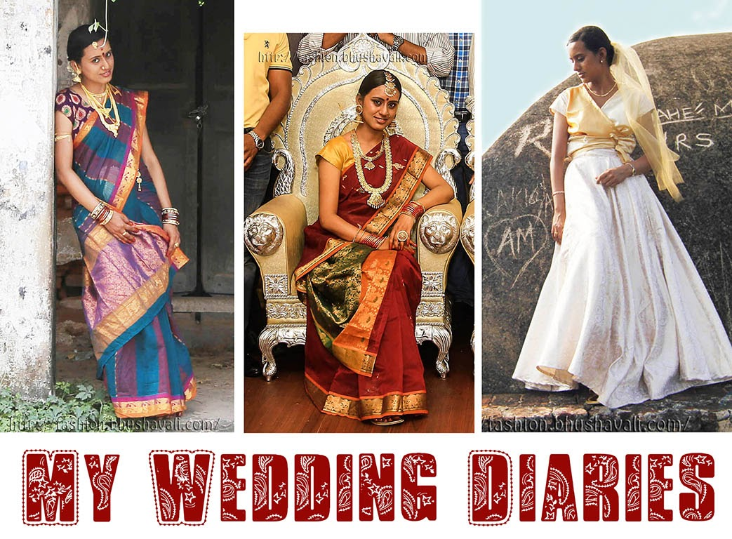 Wedding Diaries | Bhushavali | Fashion Panache