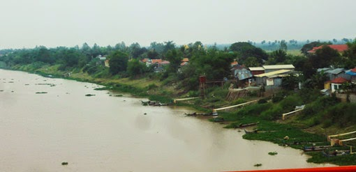 Banks of the Tonle Sap River