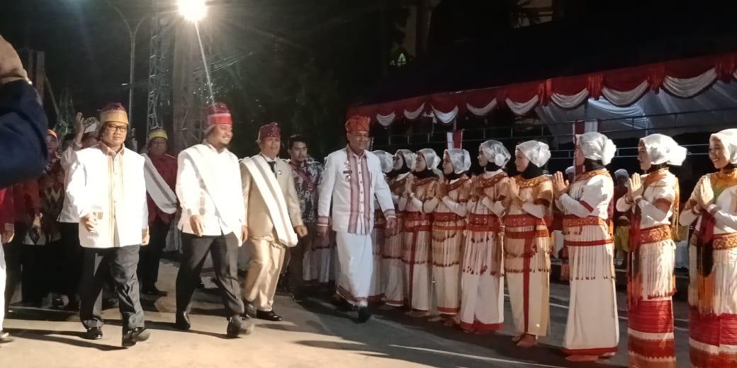 Meriahnya Pembukaan STQH XXXI di Tana Toraja