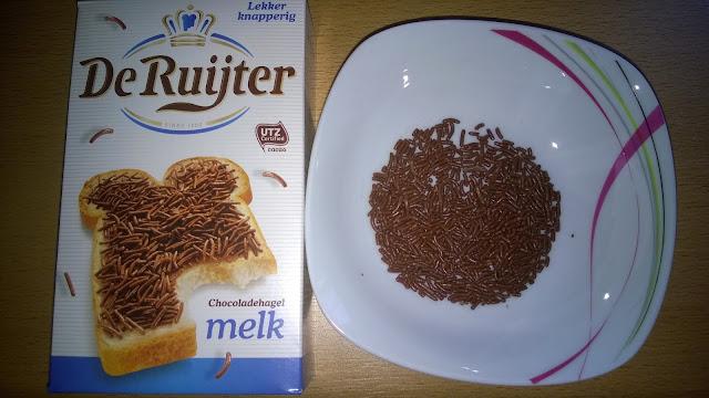 De Ruijter Hagelslag Milchschokoladen Streusel.