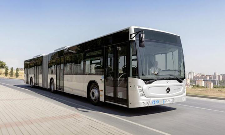 Thaco sắp bán xe buýt Mercedes tại Việt Nam