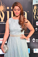 Surabhi Beautiful Smile at IIFA Utsavam Awards 2017  Day 2 at  37.JPG
