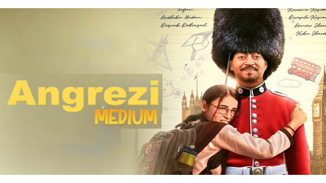 Angrezi Medium (2020) Hindi Full Movie Download Free