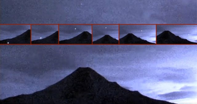 UFO / Light Being takes off from the volcano Colima, Mexico  Ufo-light-being-volcano-colima-mexico