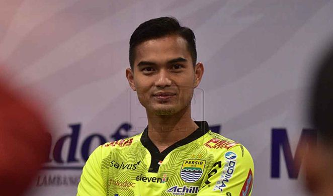 Persib Bandung Resmi Rekrut Kiper Baru Dhika Bayangkara