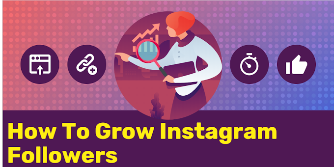How To Grow Instagram Followers - Instagram Followers Fast And Real