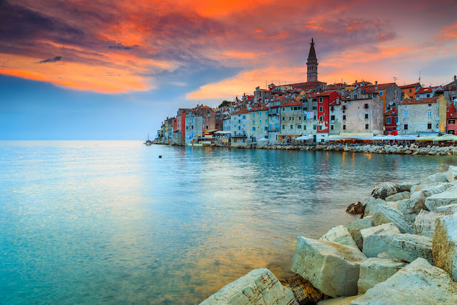 Enchanting Rovinj, Croatia