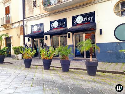 Restaurant, Catania | Sicily, Italy | wayamaya