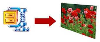 طريقة رائعة لإخفاء ملفاتك السرية داخل الصور