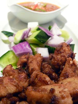 Satay Goreng (Fried Satay)