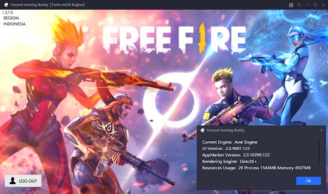 Cara Mengatasi Mouse Patah-patah Free Fire Tencent Gaming Buddy