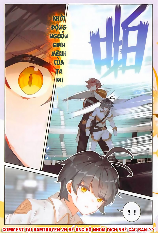 Quang Chi Tử Chapter 38 - upload bởi truyentranhaudio
