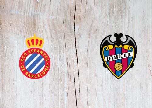 Espanyol vs Levante -Highlights 20 June 2020