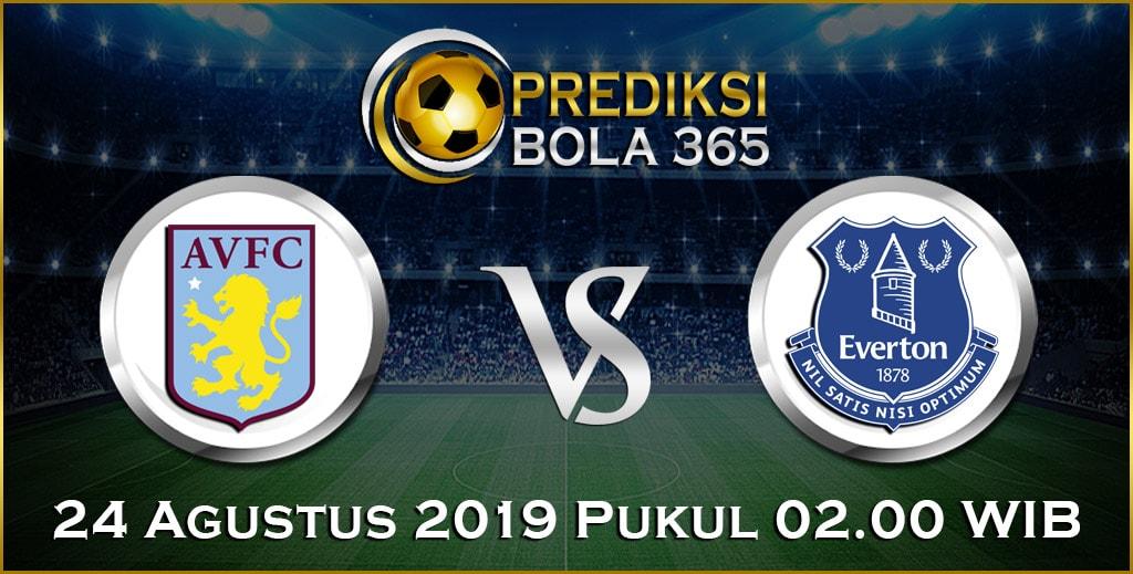 Prediksi Skor Bola Aston Villa vs Everton 24 Agustus 2019