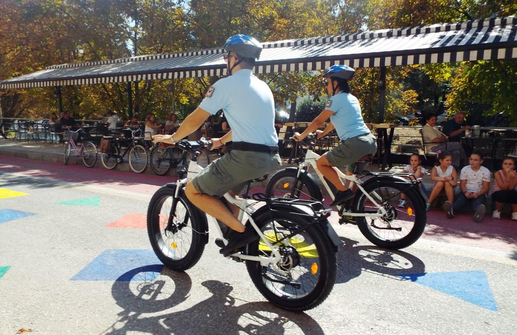 Ηλεκτροκίνητα ποδήλατα στις υπηρεσίες του Δήμου Τρικκαίων