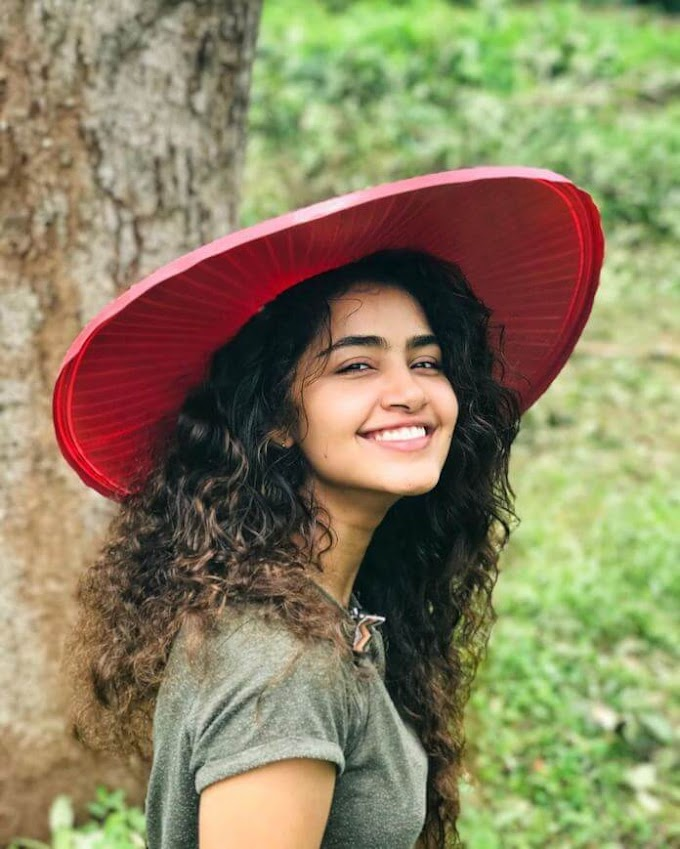 Actress Anupama Parameswaran Cute Pictures | Anupama Parameswaran Ragalahari Photos