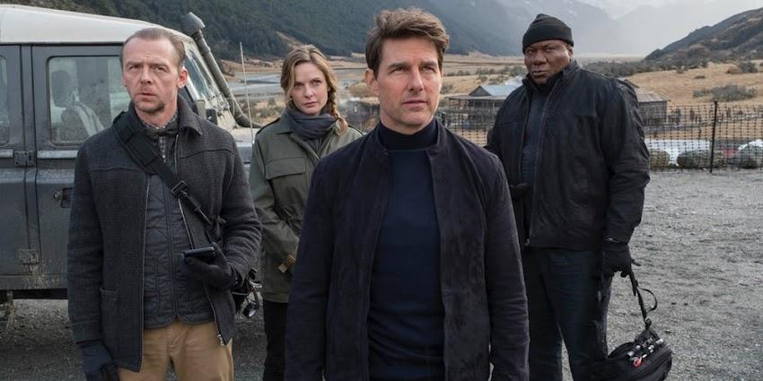 Mission: Impossible 6 - Ecco Una Nuova Foto Dal Set Con Henry Cavill & Angela