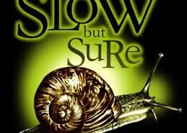 Our Daily Bread (ODB) 16 October 2020 - Slow But Sure