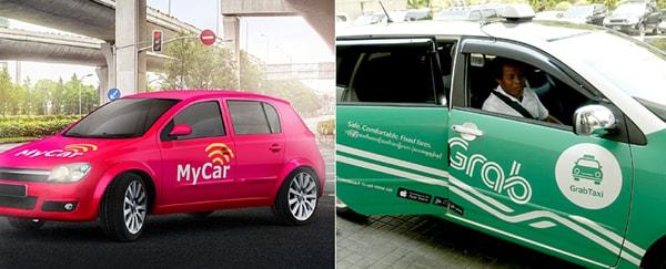 Grab Malaysia MyCar