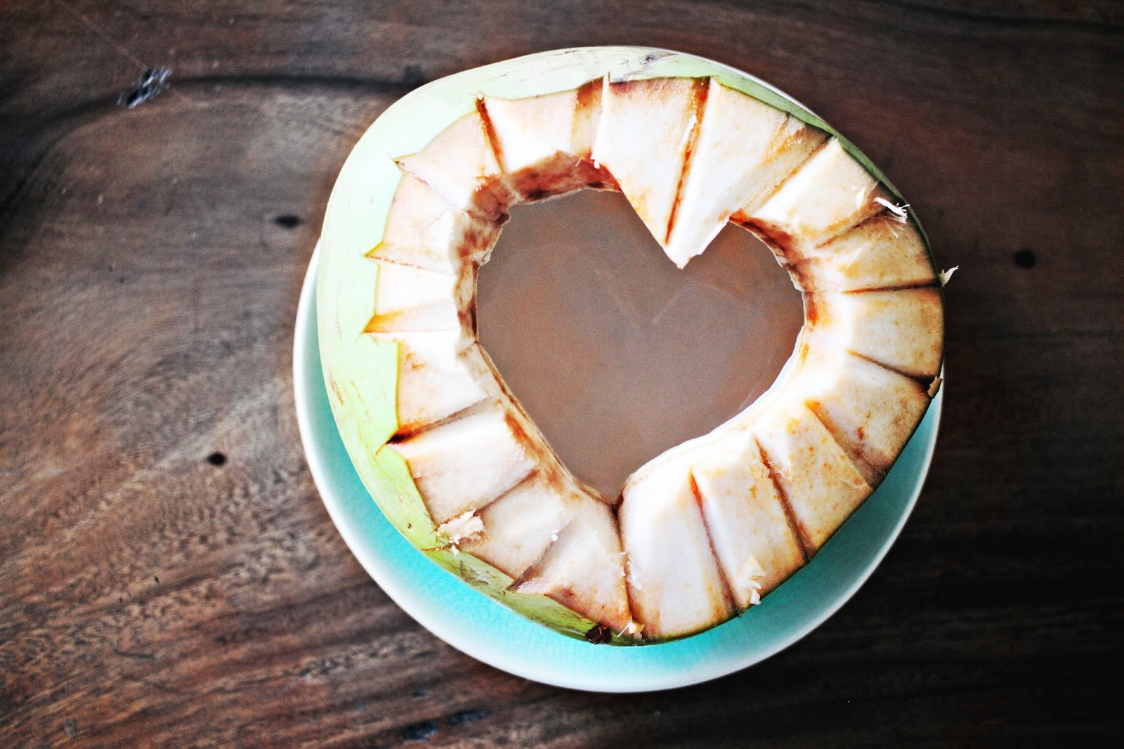 kokoswasser bali