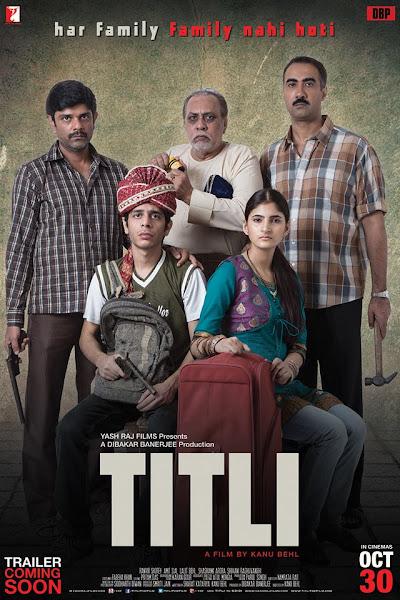Titli (2015) Movie Poster