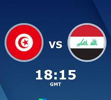 مشاهدة مباراة تونس والعراق بث مباشر اليوم 7-6-2019 في مباراة ودية