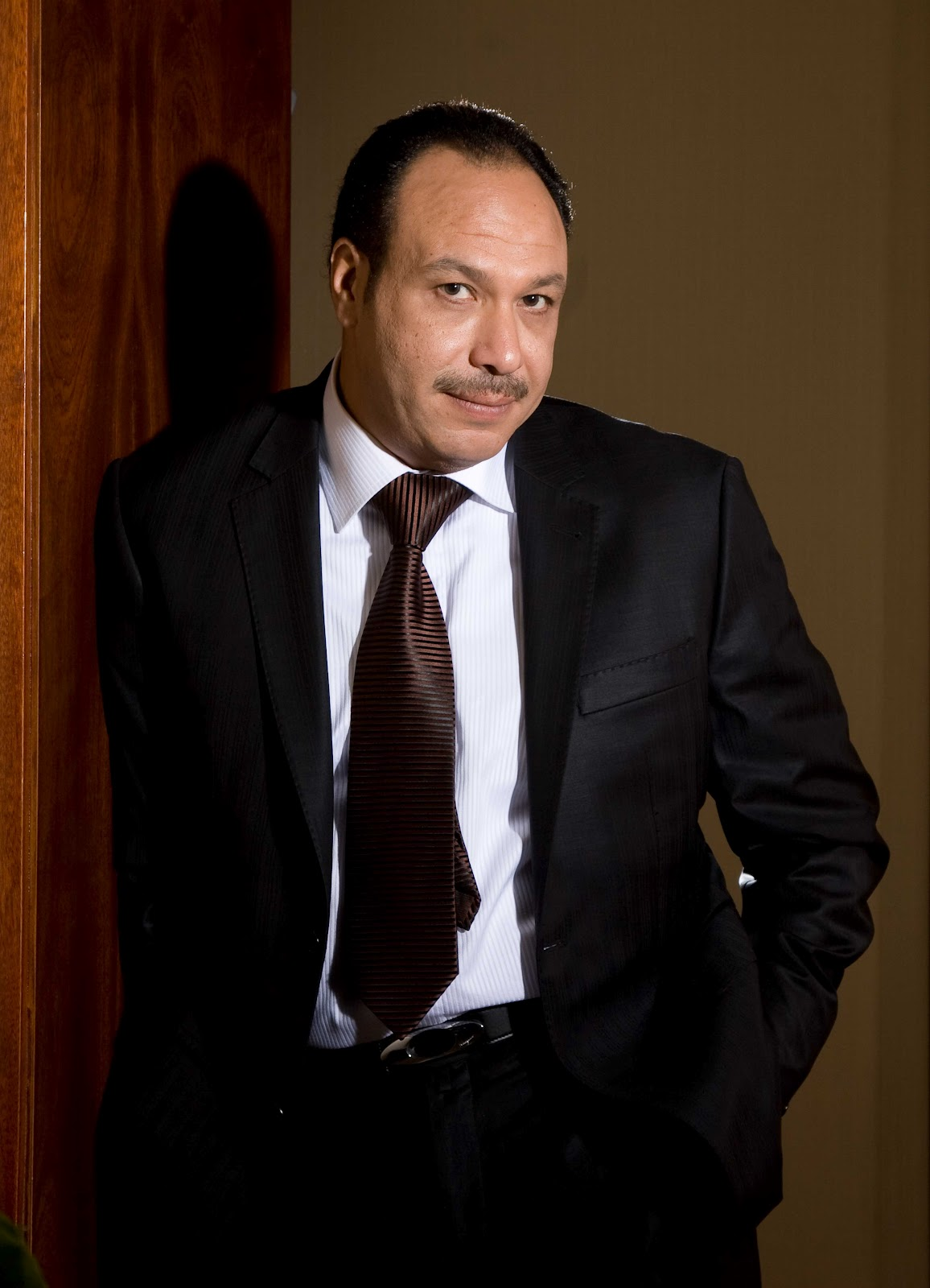 From Egypt to USA: Actor-Khaled Saleh