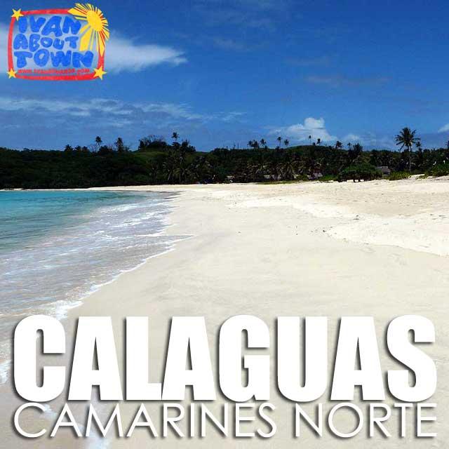 Camarines Norte: Overnight at the Calaguas Islands | Ivan