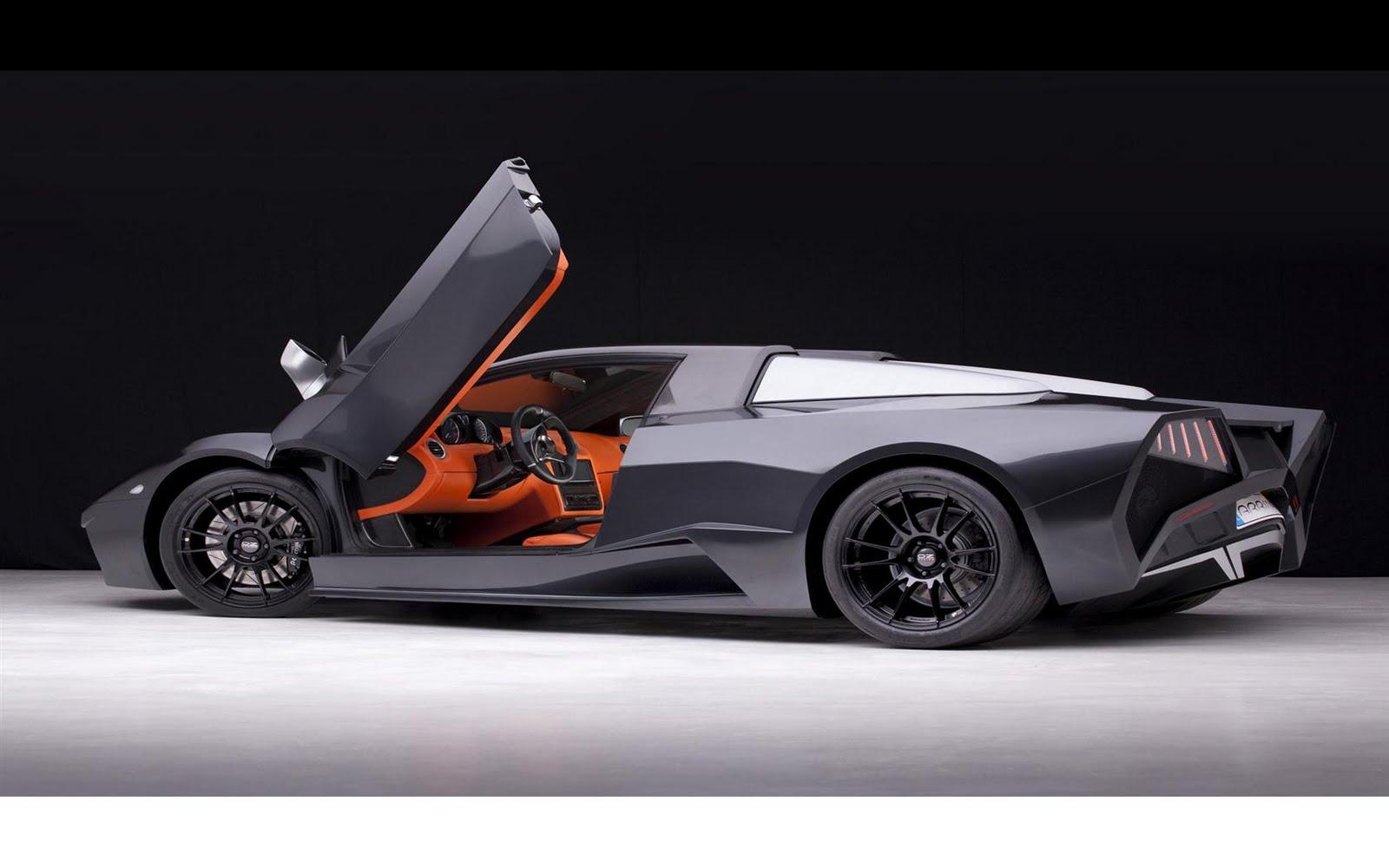 Arrinera Supercar 2012 New Model Car