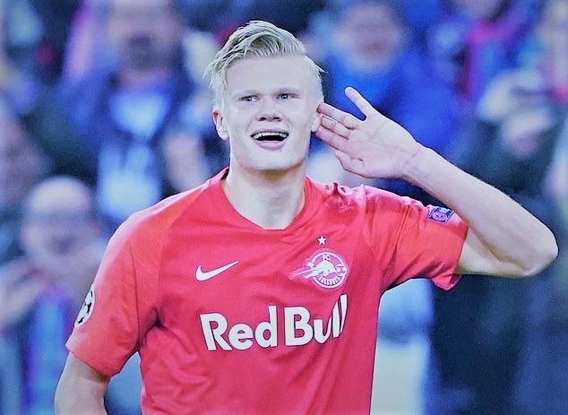 Sports: Erling Braut Haaland on Manchester United's Radar