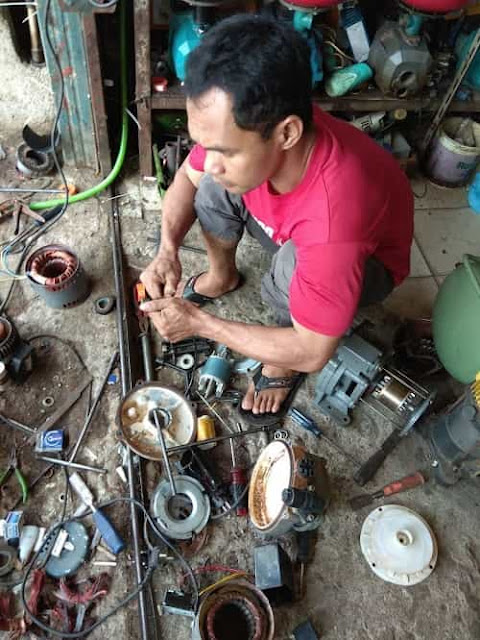 Pakar Jasa Pasang & Service Pompa Air Kupang, Nusa Tenggara Timur