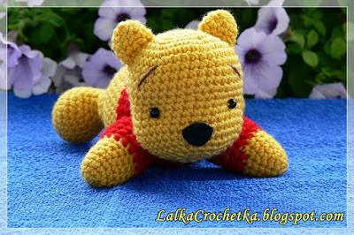 http://lalkacrochetka.blogspot.com.es/2016/11/winnie-pooh-bear-kubus-puchatek.html?spref=pi