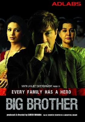 Big Brother 2007 Hindi 480p WEB HDRip 350mb